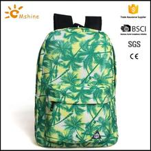 Promotional Hot Style Durable casual Lightweight Waterproof fashion cheap backpack wholesale china