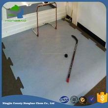 plastic skating sheet, portable hockey training board , synthetic ice rink
