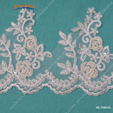 Sewing Pearl Bead Decorative Bulk Bridal embroidery Lace Trim