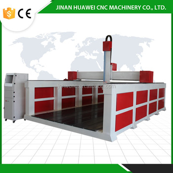 China factory price styrofoam wood working machinery popular cnc router machine for foam