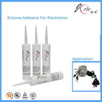 electronic adhesive silicone gum
