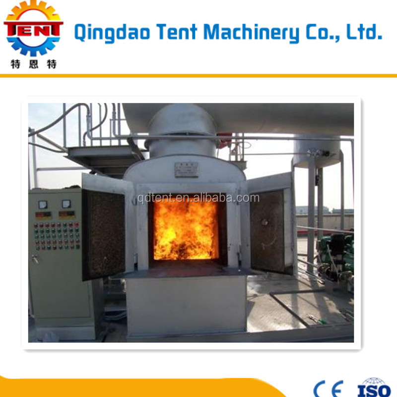 No secondary pollution Medical Waste Incinerator /Garbage Incinerator /Animal Carcass incinerator