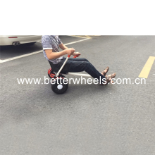 2016 adjustable seat hoverkart for two wheels self balance scooter hoverboard go kart