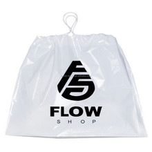 Hot products customized laundry drawstring poly bag plastic laundry bag for hotel