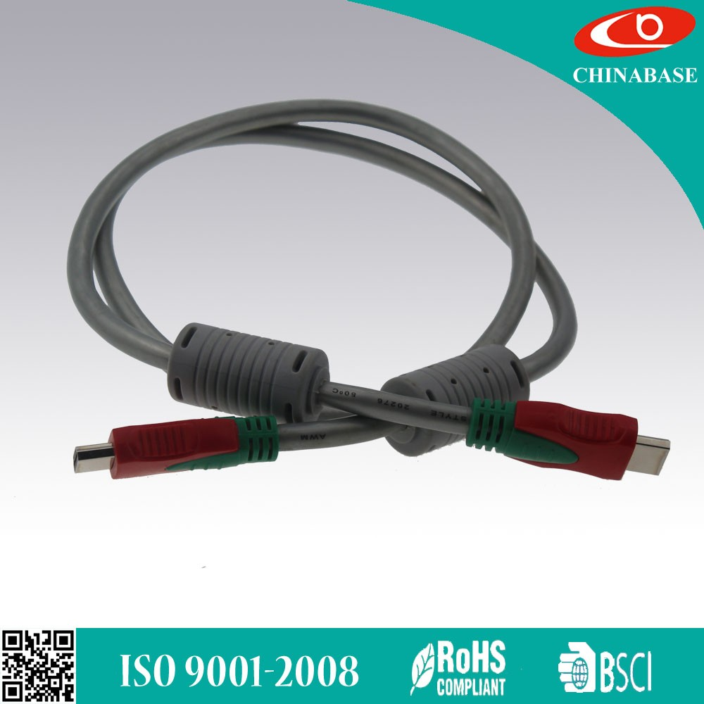 Hot-selling sixe 2160p hd vide HDMI cable