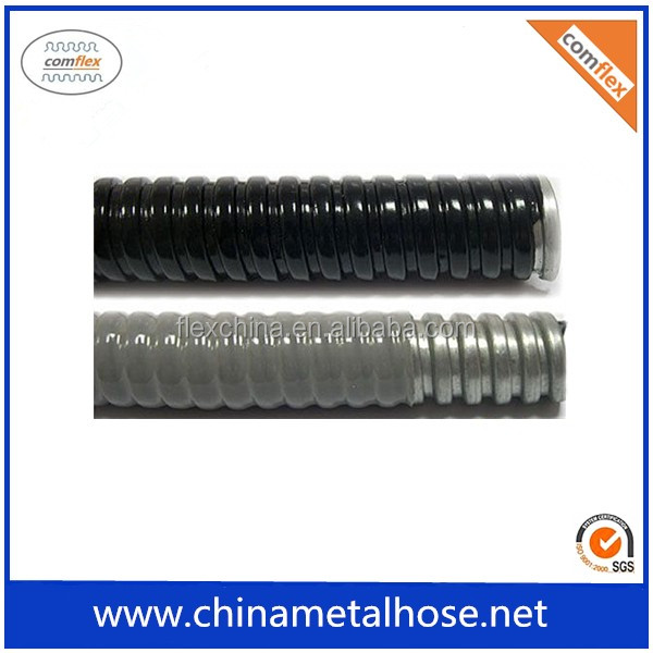 Stainless steel electric wire flexible hose