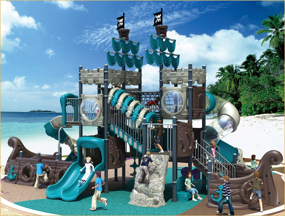 Kaiqi Sea Sailing Outdoor Playground for Water Park KQ50052A