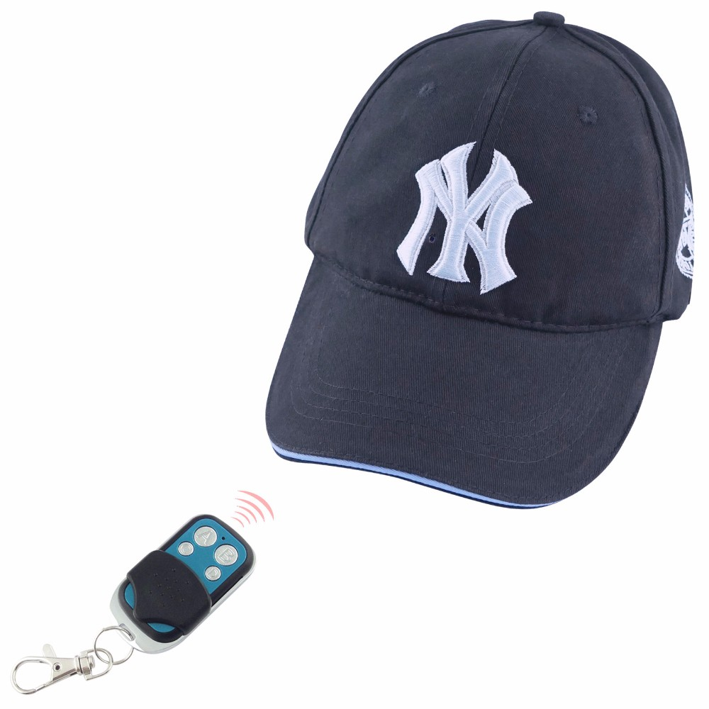 2016 Baseball Cap Design Mini Hat Hidden Camera