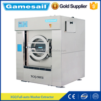 Industrial automatic laundry equipment 50kg washing machine