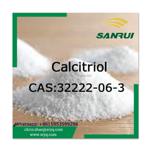 API-Calcitriol, High purity cas 32222-06-3 Calcitriol