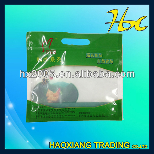 chicken packing plastic bag PET/LDPE food grade packing bag