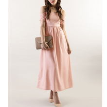 Sexy Casual Ladies Girls Long Maxi Dresses For Women Elegant Frocks For Adults