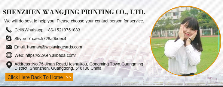 Custom Flash Cards Printing Service