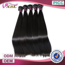 Best Hair Quality Double Drawn XBL Grade 8A Brazilian Hair Weaves