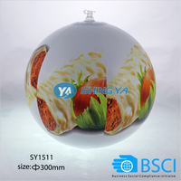 Wholesale custom printing inflatable beach ball