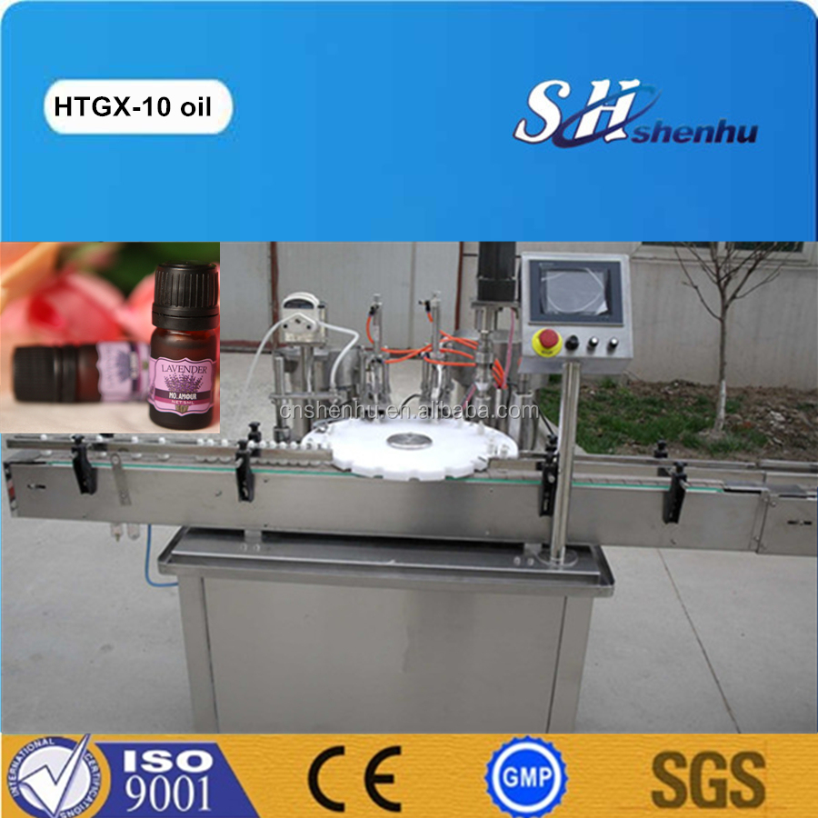 Exported Essential Oil Filling Machine Oil Bottle Filling Machine Vegetable Oil Filling Machine