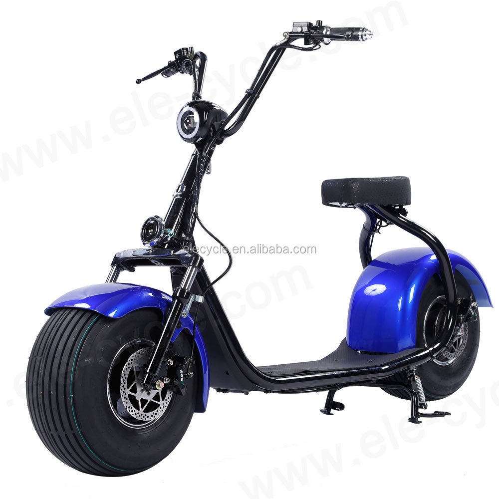 EM32 Electric Scooter Electric Mini Motorcycle 48V 800W /1200W For Sale