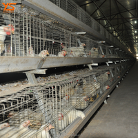 Animal Husbandry Equipment Best Broiler Cage Price