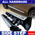 Aluminum Alloy Car Side Bar For Volvo XC-60