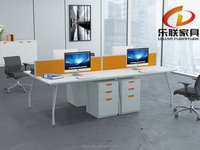 high end office furniture china office furniture front desk KL-06