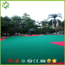 Xinerwo 16pcs portable basketball court outdoor interlocking plastic floor tiles