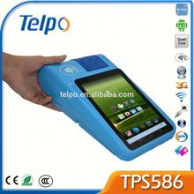 Popular WCDMA GSM Laptop Computer POS With Barcode Printer