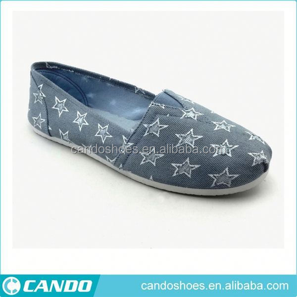 fitness all top quality star printed shoes summer ladies footwear