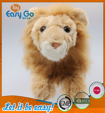 High quality little stuffed lion plush stuffed animal
