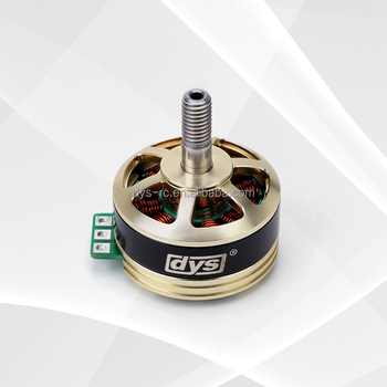 DYS brushless motor SE2205 PRO 2300KV/2550KV FPV Racing motor with 3-5s Lipo and 1070g/1020g pull for FPV racer champions