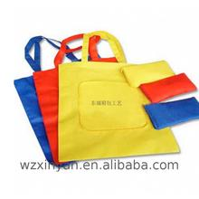 Best Sale silver laminated non woven shopping bag tote pp