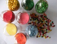 Pharmaceutical excipients Colorful film coatings for pills, tablets supplier