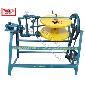 rope winding machine