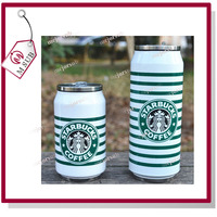 Factory direct cheap price stainless steel vacuum can shape mug personalized