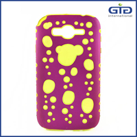 Bubble Customized Print Soft TPU Case For Samsung S3 I9300