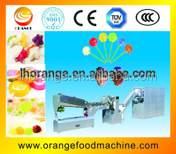 lollipop production line/candy making machine/Full Automatic Special lollipop production line008615939556928