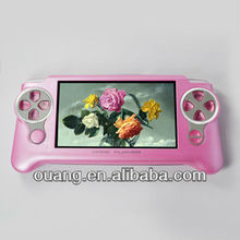 portable multimedia games pmp mp5 player support 32 bit BIN format games