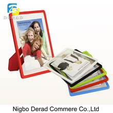 Colorful Silicone ABS Acrylic General Photo Frame Digital