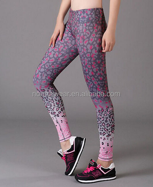 Wholesale fitness apparel always brand sport leggings for woman