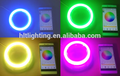 Latest model high brightness wifi control rgb angel eyes