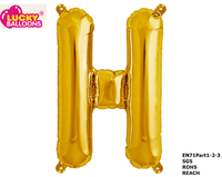Slim design high quality letter balloons helium love in stores