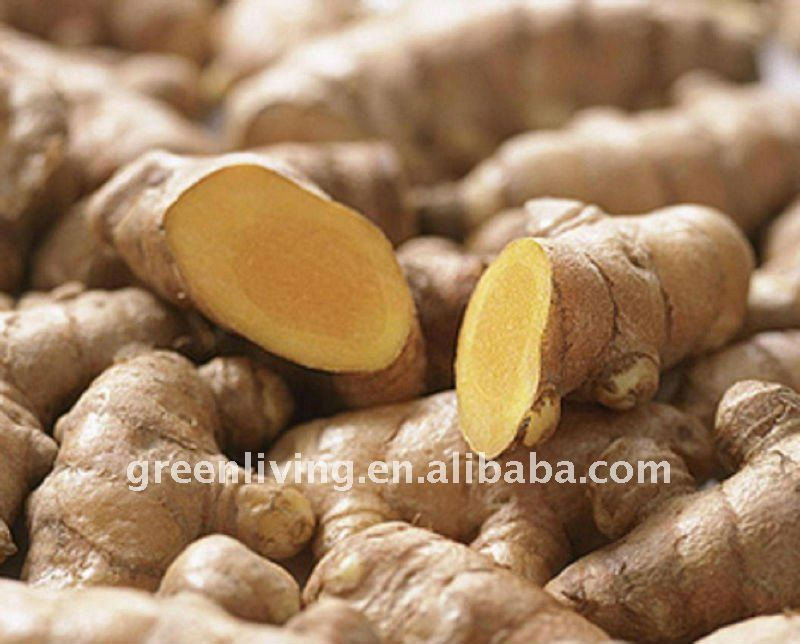 sell Dried ginger with a little pungent in china