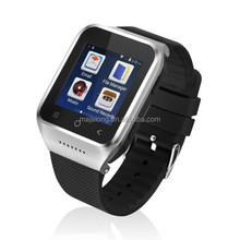3g smart watch andriod phone MTK6572 1.2 G Dual core 512 M 4 G 1.54 Bluetooth 5.0 M Camera WIFI GPS Smart watch