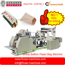 Recycled paper bag making machine manufacturer