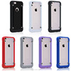 high quality shockproof PC bumper protective cover case for iphone 6