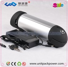 Top quality Samsung 48v li-ion battery pack with controller box electric bike battery 48v 15ah bottle battery