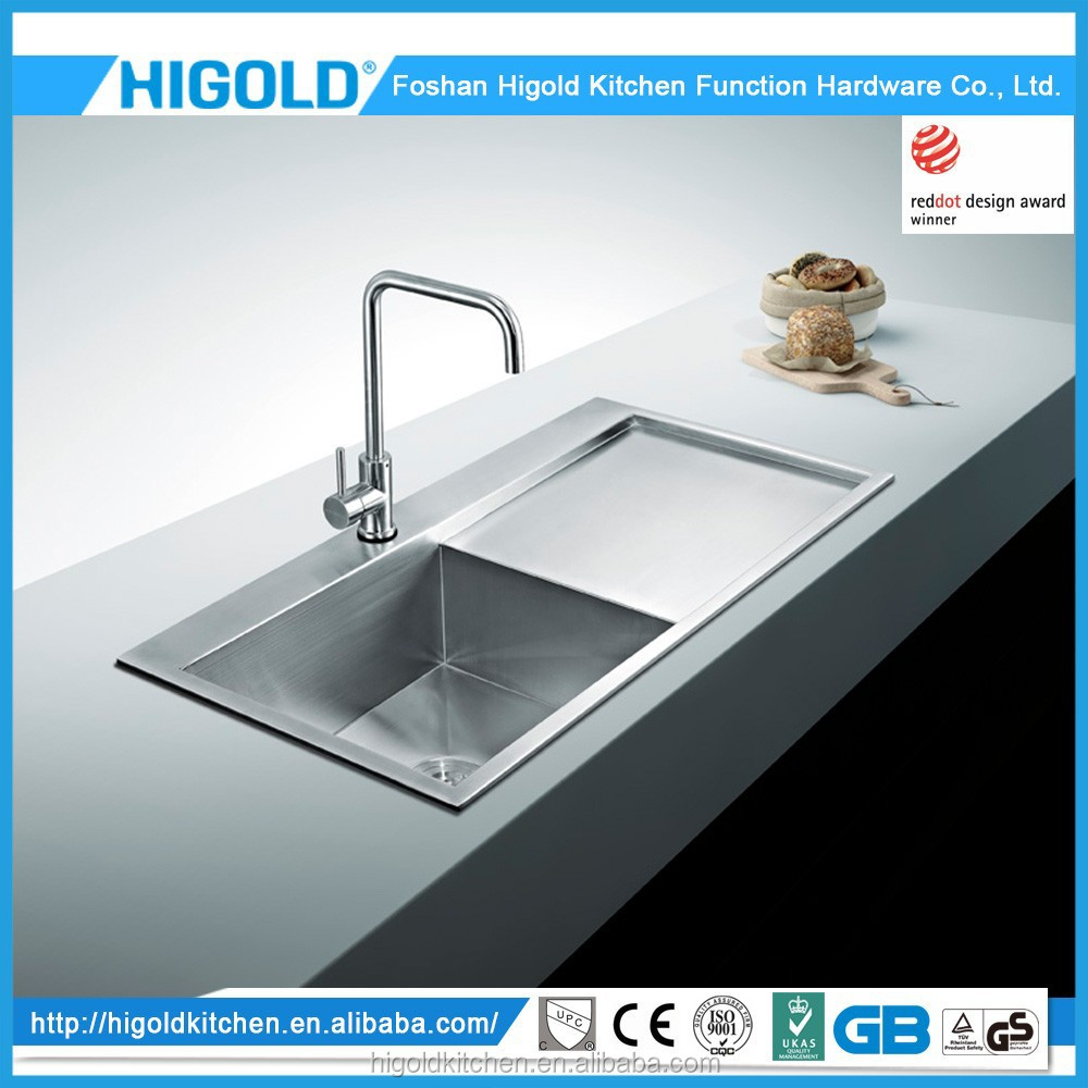 Hiway china supplier Customized Size kitchen stainless steel sink cabinet,kitchen sink,stainless steel laundry sink