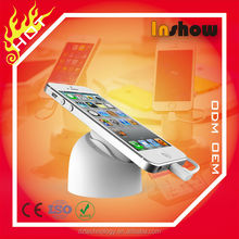 plexiglass decorative cell phone holder cell phone secure display holders made of acrylic material cellphone dipslay showcase