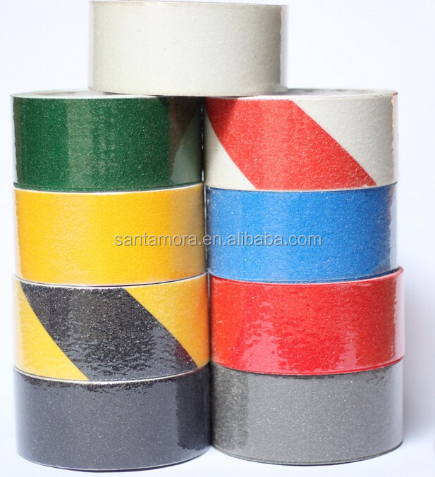 Hot Sale Adhesive Floor Marking PVC Tape For Security Construction