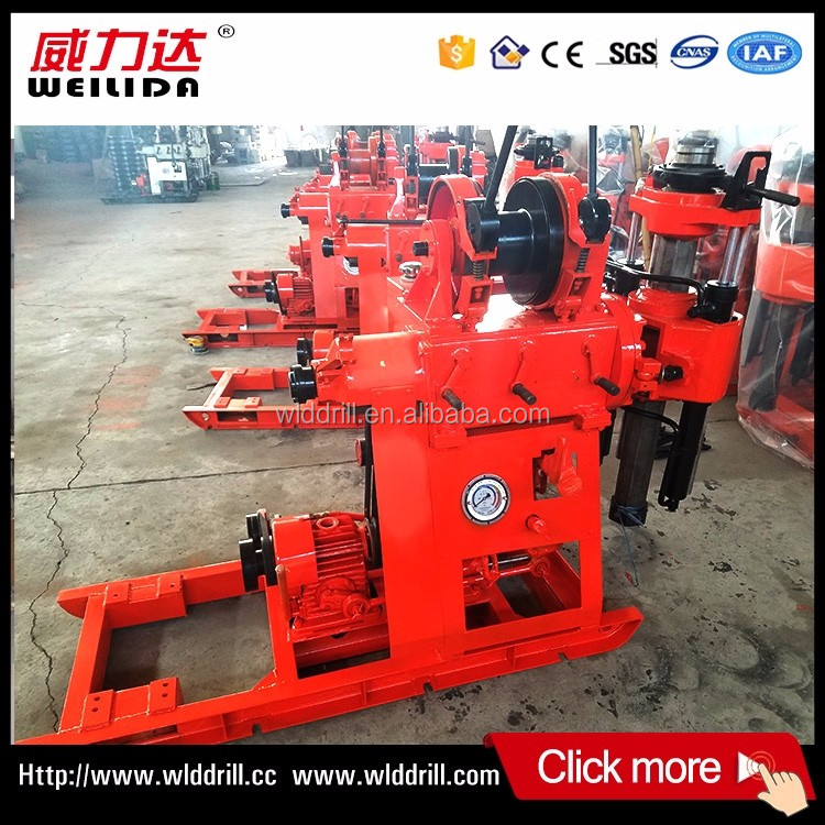 China best price small borehole rock core water well drilling rig machine for sale