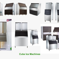 ICESTA Compact Edible Cube Ice Machine